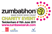 Giant Zumbathon® in Marble Hill Park