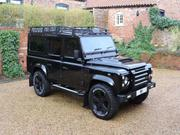 2014 Land Rover 2198 2014 64 Land Rover 110 Defender 2.2d XS Station W